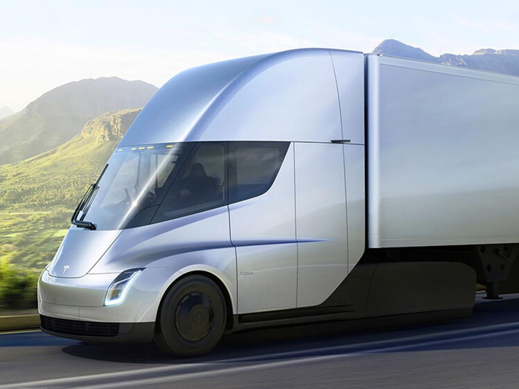 camion aerodinamico