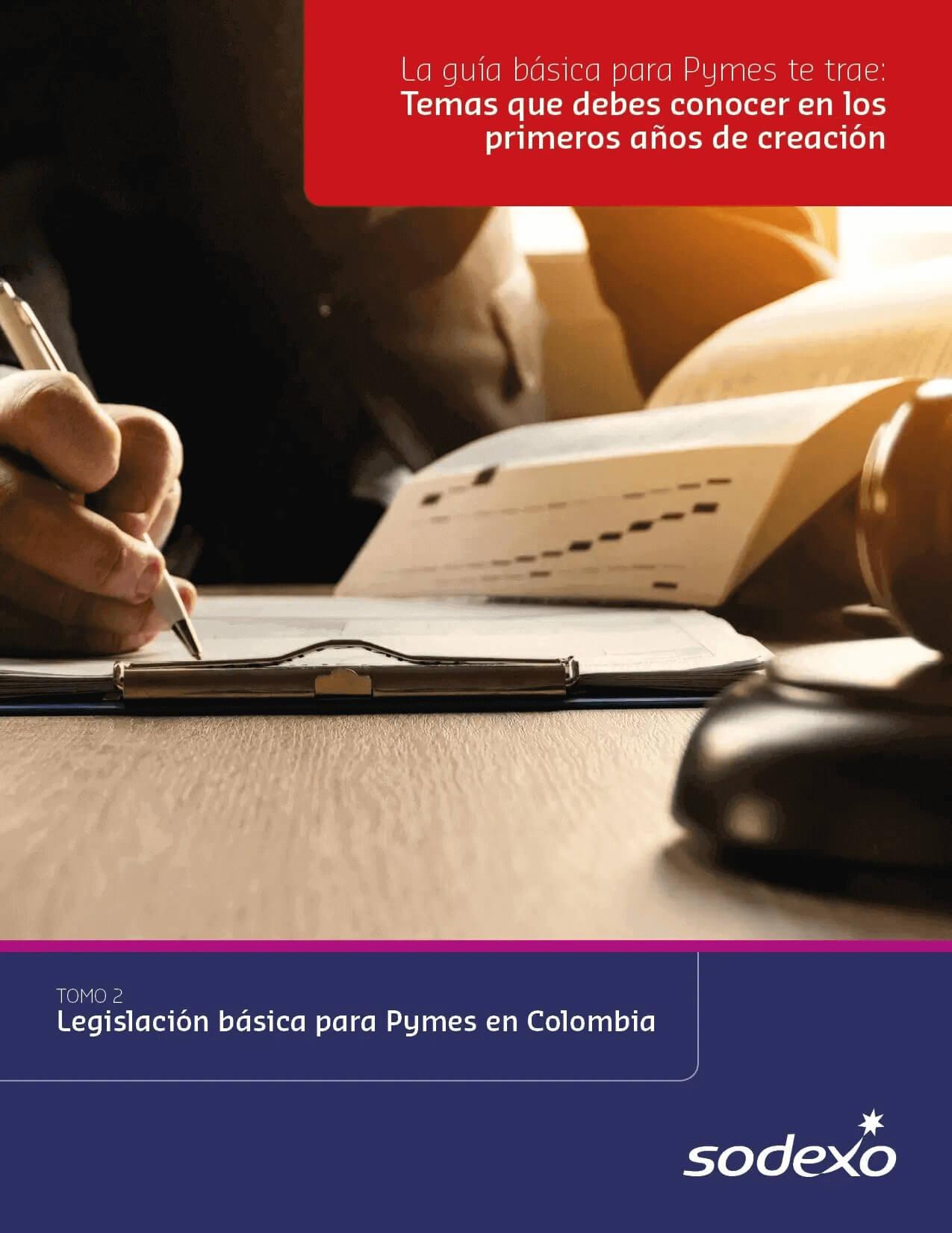 Legislación básica para Pymes en Colombia