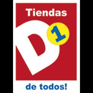 Tiendas D1 logo