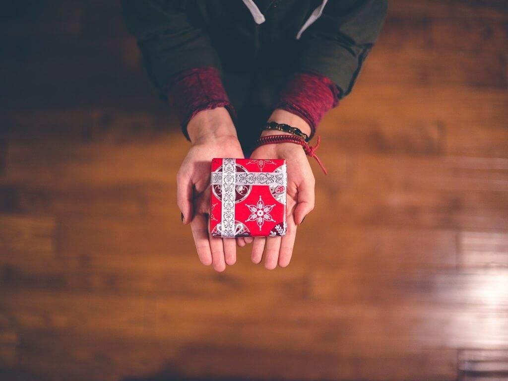 vale de regalo navidad empresa